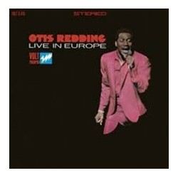 Otis Redding-Live In Europe
