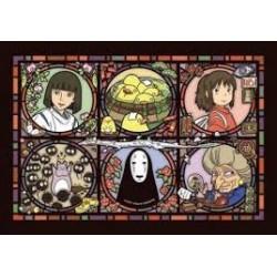 Miyazaki, Hayao-Studio Gibli Puzzle 208 Pieces