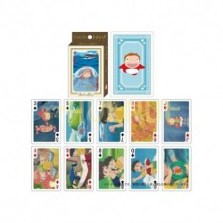Miyazaki, Hayao-Ponyo Playng Cards