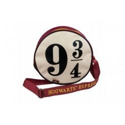 Harry Potter-Borsa Tracolla Rotonda Binario 9 3/4 Cm 30-30-10