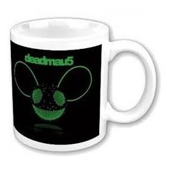 Deadmau5-Green DiscoBall head Mug ( Tazza )