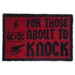 AC/DC-Zerbino (Door Mat )