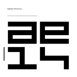 Autechre-Nts Sessions