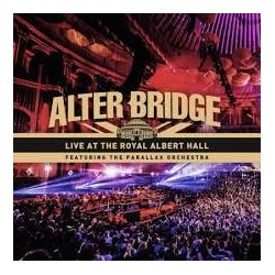 Alter Bridge-Live At The Royal Albert Hall Featuring The Parallax Orchestra