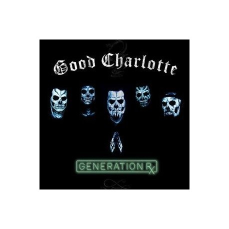 Good Charlotte-Generation Rx