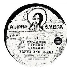 Alpha & Omega-Rastari / Words Of Thy Mouth