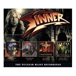 Sinner-Nuclear Blast Recordings