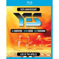 Yes-Live At The Apollo 50th Anniversary