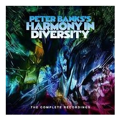 Peter Banks's Harmony In Diversity-Complete Recordings