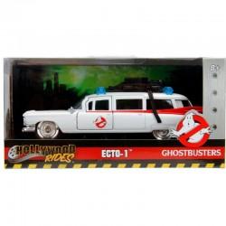 Ghostbusters-Ecto-1 Metals Die Cast