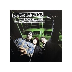 Beastie Boys-We Rock Well (Rare TV Appearances 1984-1992)