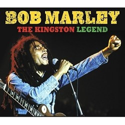 Bob Marley-Kingston Legend