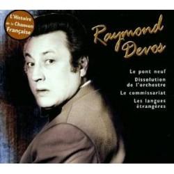 Raymond Devos-L'Histoire De La Chanson Francaise