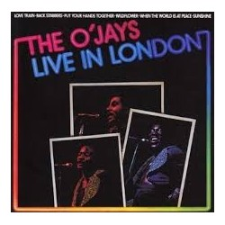 O'Jays-Live In London