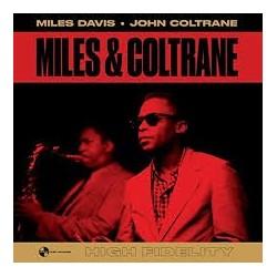 Miles Davis / John Coltrane-Miles & Coltrane