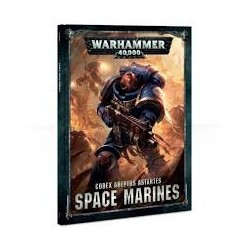 Warhammer 40,000-Codex Adeptus Astartes Space Marines