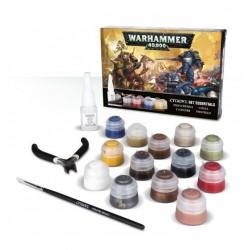 Warhammer 40,000-Citadel Set Essential