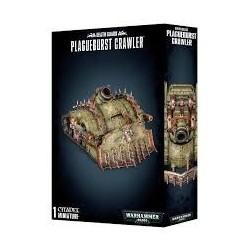 Warhammer 40,000-Death Guard Plagueburst Crawler