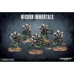 Warhammer 40,000-Necron Immortals