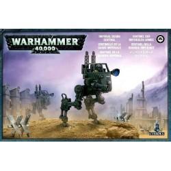 Warhammer 40,000-Astra Mitilarum Sentinel