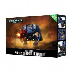 Warhammer 40,000-Space Marine Primaris Redemptor Deadnought