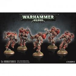 Warhammer 40,000-Chaos Space Marine Raptors