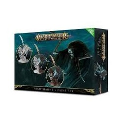 Warhammer Age Of Sigmar-Nighthaunt + Paint Set