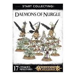 Warhammer Age Of Sigmar-Daemons Of Nurgle