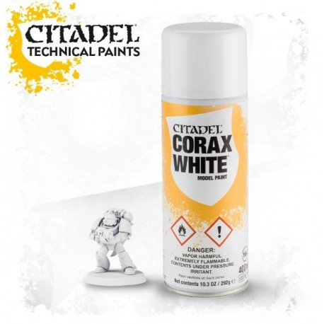 Citadel-Corax White Model Paint