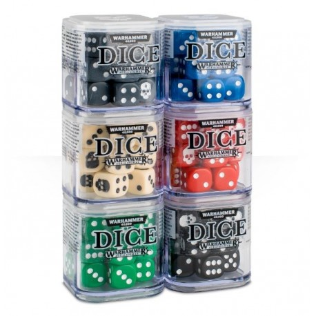 Warhammer 40,000-Dice Cube (12 Dadi)