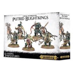 Warhammer Age Of Sigmar-Nurgle Rotbringers Putrid Blightkings