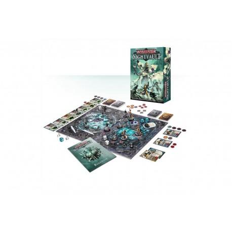 Warhammer Underworlds-Nightvault (Set Base)