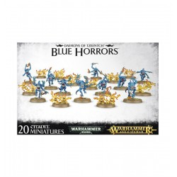 Warhammer Age Of Sigmar-Daemons Of Tzeentch Blue Horrors