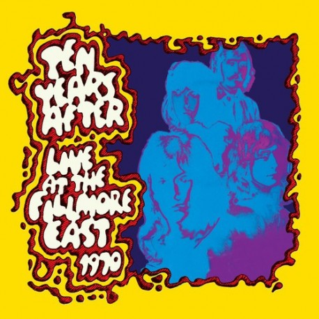 Ten Years After-Live At The Fillmore East 1970