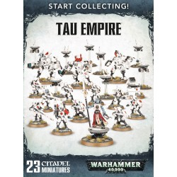 Warhammer 40,000-T'au Empire