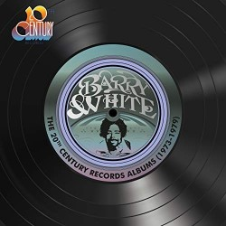 Barry White-20th Century Records Albums (1973-1979)