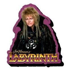Labyrinth (David Bowie)-Jim Henson's Labyrinth Jareth Magnet (Magnete)