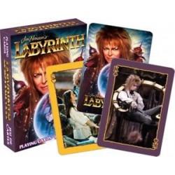 Labyrinth (David Bowie)-Jim Henson's Labyrinth Playing Card (Mazzo Di Carte)