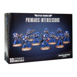 Warhammer 40,000-Space Marines Primaris Intercessors