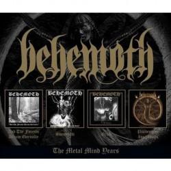 Behemoth-Metal Mind Years