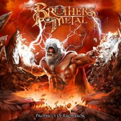Brothers Of Metal-Prophecy Of Ragnarok