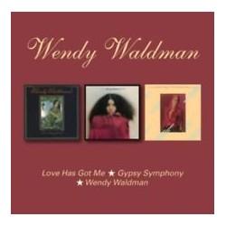 Wendy Waldman-Love Has Got Me/Gypsy Symphony/Wendy Waldman