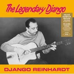 Django Reinhardt-Legendary Django