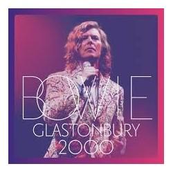 David Bowie-Bowie Glastonbury 2000