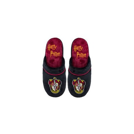 Harry Potter-Gryffindor Slippers M/L (Pantofole)