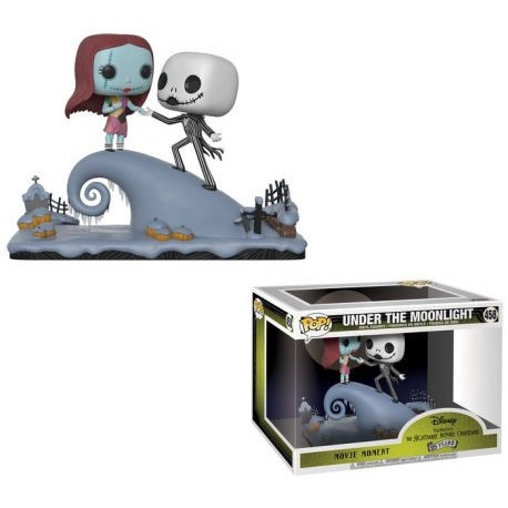 Nightmare Before Christmas-Pop!Under The Moonlight(458)