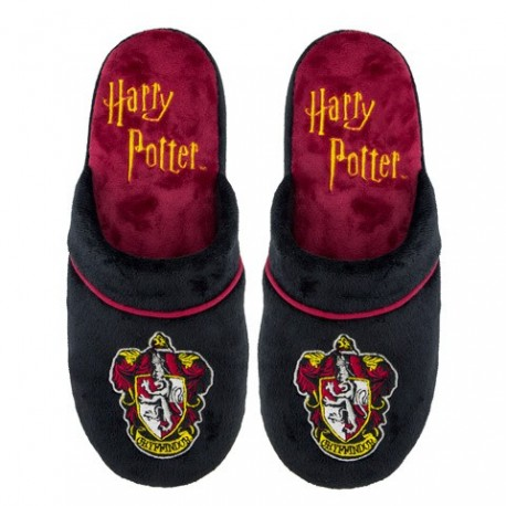 Harry Potter-Gryffindor Slippers S/M (Patofole)