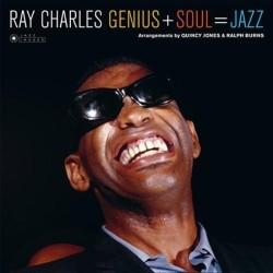 Ray Charles-Genius+Soul=Jazz