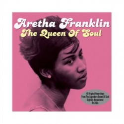 Aretha Franklin-Queen Of Soul