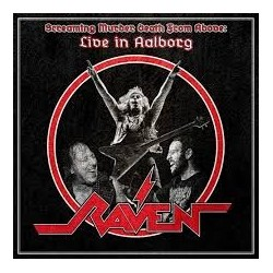 Raven-Screaming Murder Death From Above:Live In Aalborg